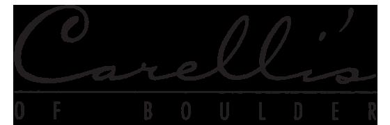 Carelli's of Boulder